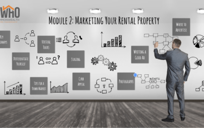 Plan. Manage. Profit. Module 2: Marketing Your Rental Property coming soon on Teachable.com